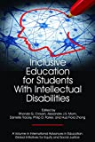 Inclusive Education for Students with Intellectual Disabilities (International Advances in Education: Global Initiatives for Equity and Social Justice)