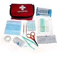 Culater® Supervivencia De Emergencia De Primeros Auxilios Kit Paquete De Viaje Deportiva MéDicos Bolsa De Casa