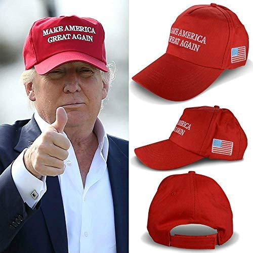 Donald Trump Make America Great Again Maga cappello Elezioni 2017 ce24c09a3313