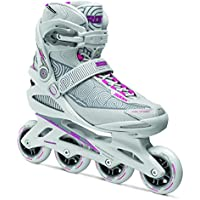 Roces Optic Inline Fitness Shoe, Mujer, Blanco, 38