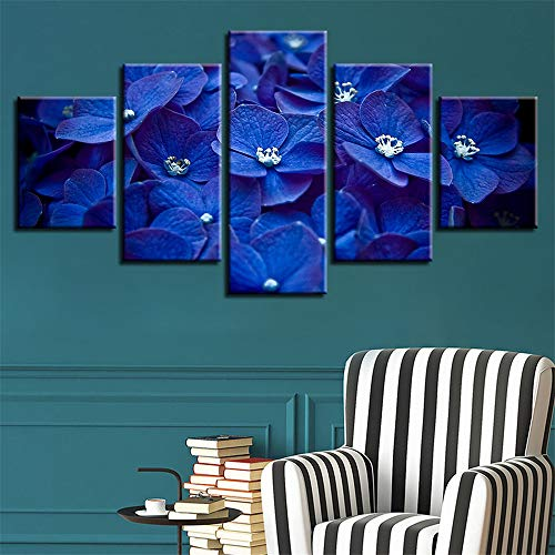 Comecong Stein Pflanze Kunst Malerei fünf Bann Inkjet Home Gym Ölgemälde Wandmalereien 5 Malerei Kern 10x15cmx2 10x20cmx2 10x25cmx1