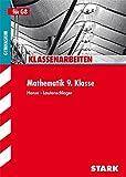 STARK Klassenarbeiten Gymnasium - Mathematik  9. Klasse