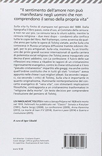 scaricare ebook gratis Sulla vita PDF Epub