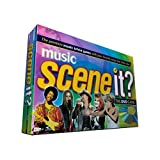 Scene It? Music Edition DVD Game
