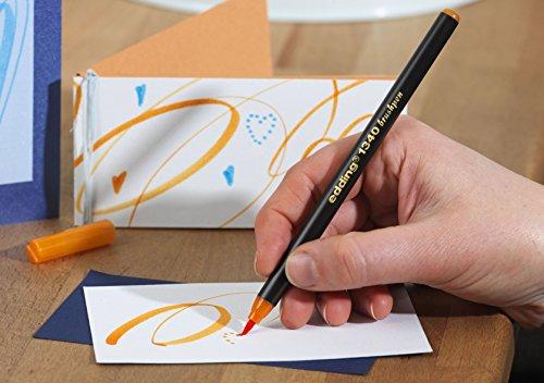 edding 1340 Brush Pen | 10er Set