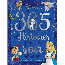 Grands Classiques, 365 HISTOIRES POUR LE SOIR + CD