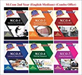 MCO-1, MCO-3, MCO-4, MCO-5, MCO-6, MCO-7 (M.Com Second Year Combo in English Medium) - Reference Books for IGNOU Syllabus