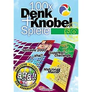 100x Denk + Knobel Spiele (DVD-Box)