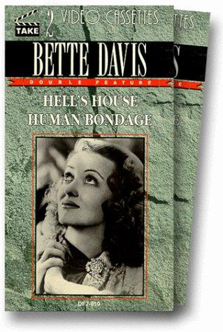 Preisvergleich Produktbild Bette Davis: Hell's House & Human Bondage [VHS] [Import USA]