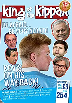 Donde Descargar Libros En King of the Kippax Issue 254: Kev's on his way back! PDF Android
