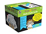 Math Flash Cards, Ages 4 - 8 (Front of the Class)