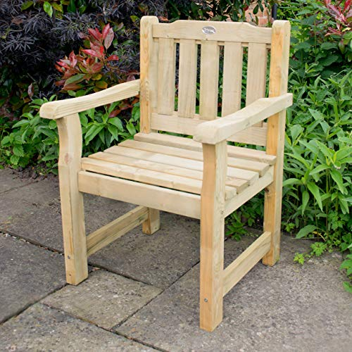 Forest Garden Forest Rosedene Chair, Pressure Treated, 3' x 2'
