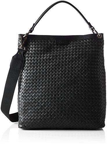 a Donna Bag Strehle Gabriele spalla Black Borse Kiki Nero Z1TwP