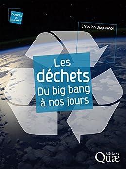 Les déchets: Du big bang à nos jours (Carnets de sciences)