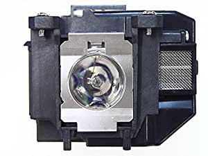 Diamond Lampe ELPLP67 / V13H010L67 pour EPSON Projecteur avec une Osram Intérieur du châssis de la lampe