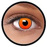 FXEYEZ Farbige Kontaktlinsen orange