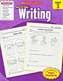 Scholastic Success With Writing - Grade 3