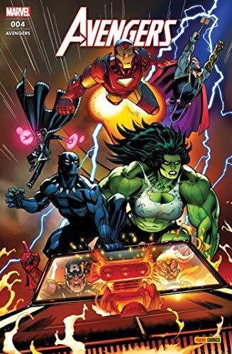 Avengers (fresh start) Nº4 par  Jason Aaron, Dan Slott, Ta-Nehisi COATES, Ed McGuinness