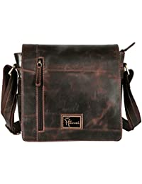 Hawai Leather Brown Sling Bag
