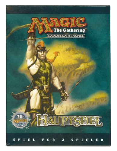 Magic: The Gathering - 8te Edition Hauptspiel, deutsch (Starter Pack Magic The Gathering)