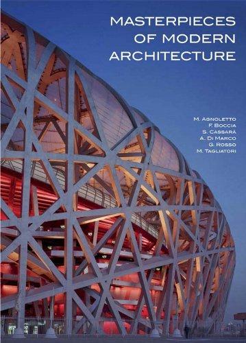 Masterpieces of modern architecture (Architetture) por Various