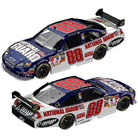 Dale Earnhardt Jr. National Gaurd 1:24 Stock Car by 1:24 DALE JR NATIONAL GAURD