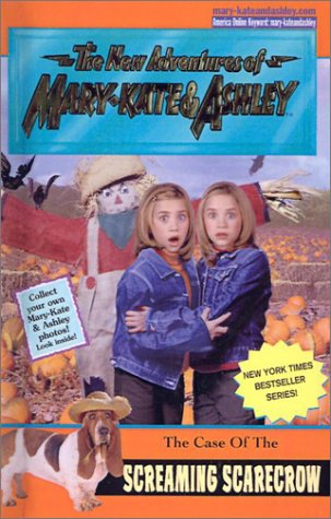 The Case of the Screaming Scarecrow (New Adventures of Mary-Kate & Ashley (Pb))