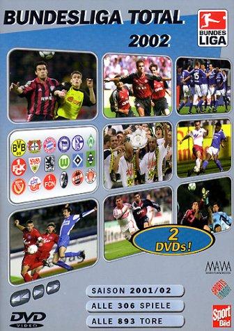 Bundesliga Total 2001/2002 [2 DVDs]