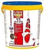 sera 07036 KOI Professional Spirulina Farbfutter 7 kg - Das Profifutter für perfekte Farben, ideales Wachstum und gesunde Fische mit hohem Spirulina-Anteil (6,3%) ab 8°C