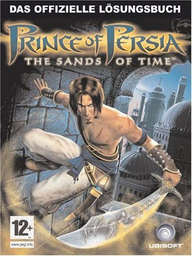 Prince of Persia - Sands of Time (Lösungsbuch)