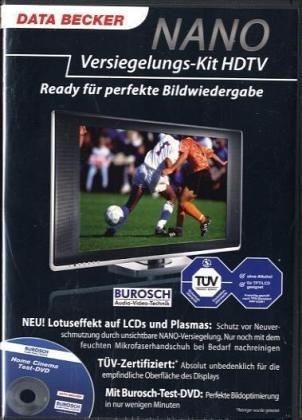 NANO Versiegelungs-Kit, HDTV, m. Burosch-Test-DVD Hdtv-kit