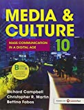 Loose-Leaf Version for Media & Culture: An Introduction to Mass Communication by Richard Campbell (2015-03-27)