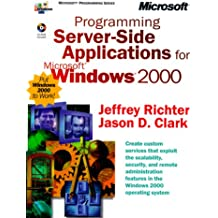 Programming Server-Side for Microsoft Windows (CD-ROM Included)