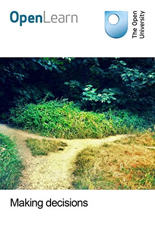 free kindle book Making decisions