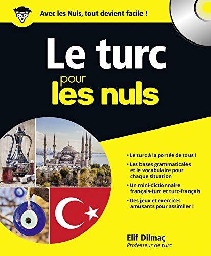 Le turc pour les Nuls grand format par Elif DILMAÇ