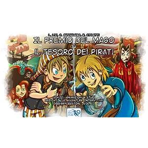 Il Premio del Mago & Il Tesoro dei Pirati: Schizzi