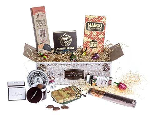 Caja de regalo con chocolates - Surtido especial