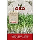 Geo Espelta - Semillas para germinar, 12.7 x 0.7 x 20 cm, color marrón