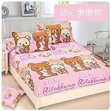 huyiming Einzelstück Baumwolle Kinder Cartoon 1,2 m Anti-Rutsch-Bett Trampolin Abdeckung Baumwolle...