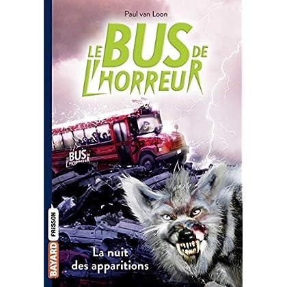 Le bus de l'horreur, Tome 02: La nuit des apparitions