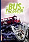Le bus de l'horreur, tome 2 : La nuit des apparitions par Loon