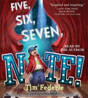 [( Five, Six, Seven, Nate! By Federle, Tim ( Author ) Compact Disc Apr - 2014)] Compact Disc