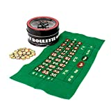 Global Gizmos 56040 Pocket roulette set regalo, vari