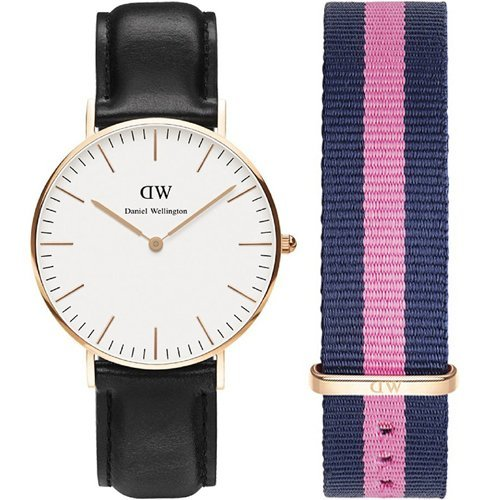 Daniel Wellington Sheffield Ladies Watch & Extra Strap 0508DW-0505SET