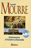 Le petit Mourre - Dictionnaire d'histoire universelle (1Cédérom)
