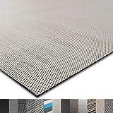 casa pura® Indoor- und Outdoor-Bodenbelag Palermo   kunstvoll gewebt   als Teppich oder Läufer   40 Größen (90x150cm)