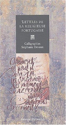 Lettres de la religieuse portugaise par Anonyme