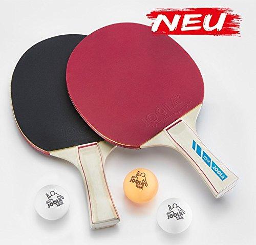 Joola Set Tour Tischtennisset, Mehrfarbig,