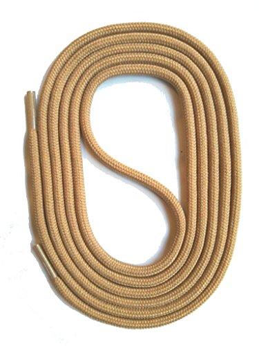 SNORS LACCI COLORATI rotondi SABBIA 90cm 35.4  2-3 mm STRINGHE PER SCARPE  STRINGHE 4e733e67a16