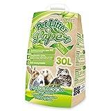 Arquivet Pet Litter Paper 8435117840232 – Lettiera Ecologica, 30 l